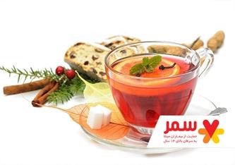 استرس خود را با نوشیدن چای کاهش دهید!