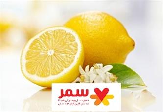 لیمو شیرین غذایی سبک
