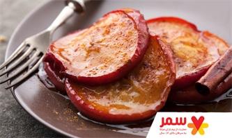دسر سیب دکتر «اُز»